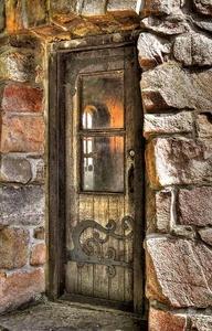 Marie's door