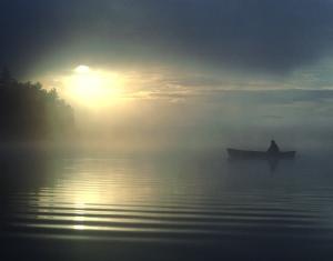 Drifting into the Sunrise