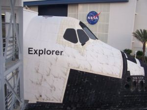 The Space Shuttle Explorer