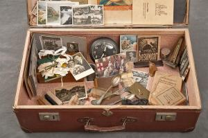 suitcase old