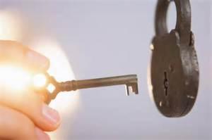 lock and key Plato