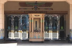 Peery's Egyptian Theater, Ogden, Utah