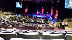 Peppermill concert hall