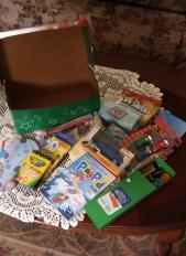 Boy's items
