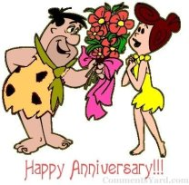 Flintstone-Wishes-Her-Wife-Anniversary-Picture