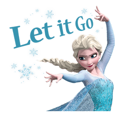 Stickerline-elsa-let-it-go