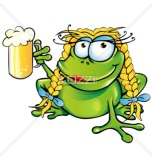 photo-26749045-sexy-girl-frog-cartoon-with-schooner-beer
