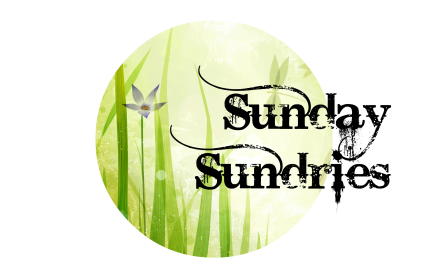Sunday Sundries two