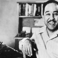 Friday Favorites -- Langston Hughes