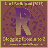 #AtoZChallenge (April 2017) — R!
